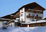 Landhotel Margeritenhof, Winteransicht