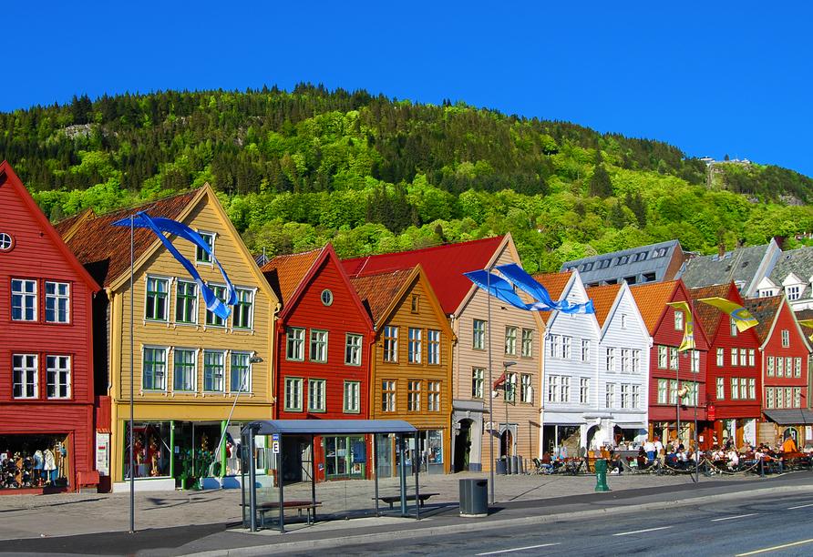 MSC Splendida, Trondheim