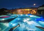 Hotel am Kurhaus in Bad Schlema, Gesundheitsbad ACTINON