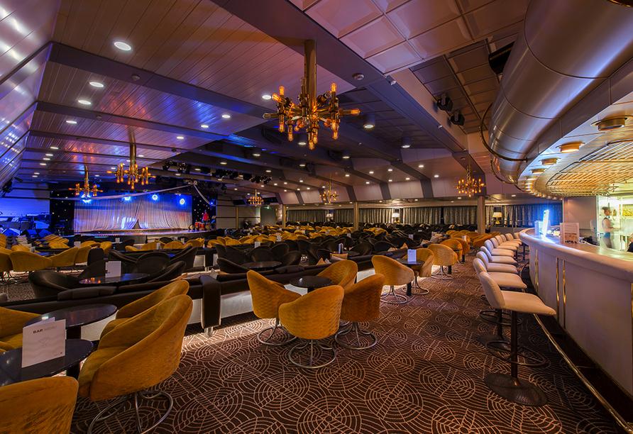 Celestyal Olympia, Lounge