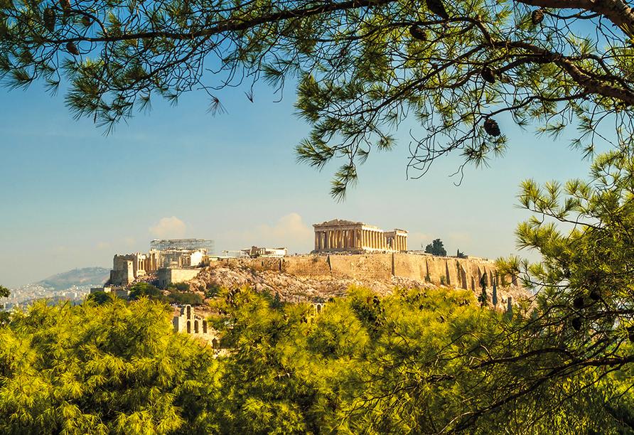 Celestyal Olympia, Athen