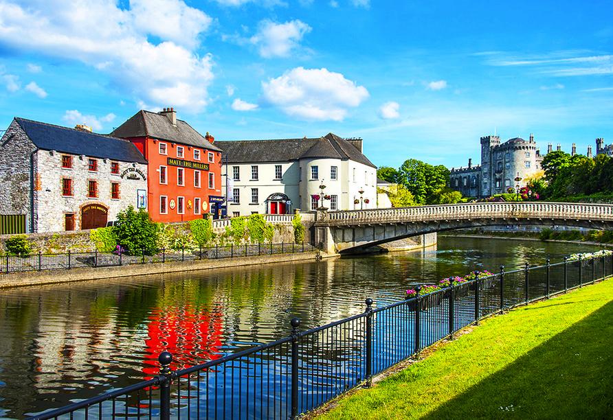 Rundreise Irland, Kilkenny