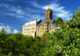 Göbel's Sophien Hotel in Eisenach in Thüringen Wartburg