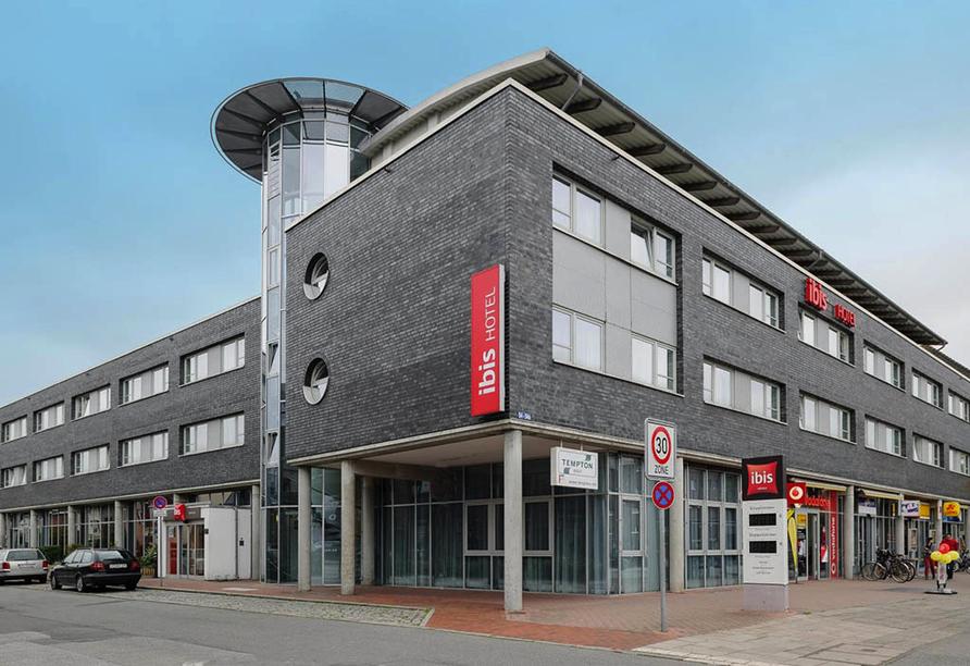 Ibis Hotel Lübeck City, Außenansicht