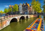 MS Annika, Amsterdam