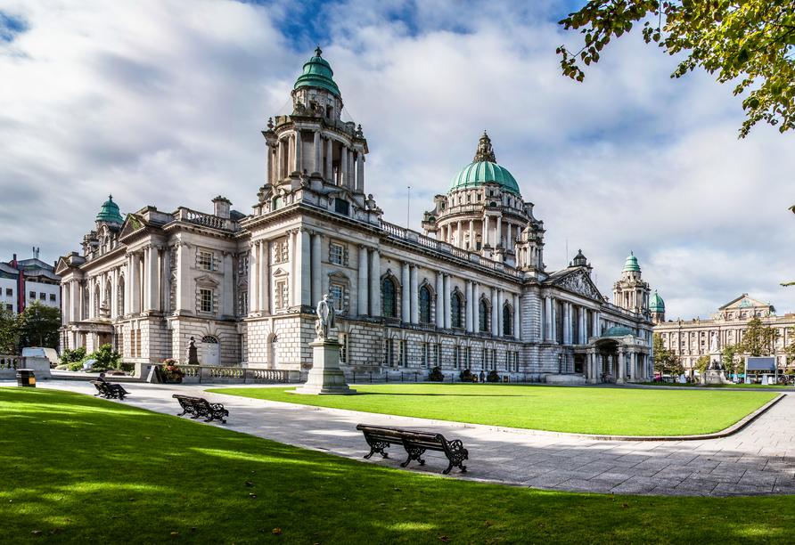 MSC Preziosa, Belfast