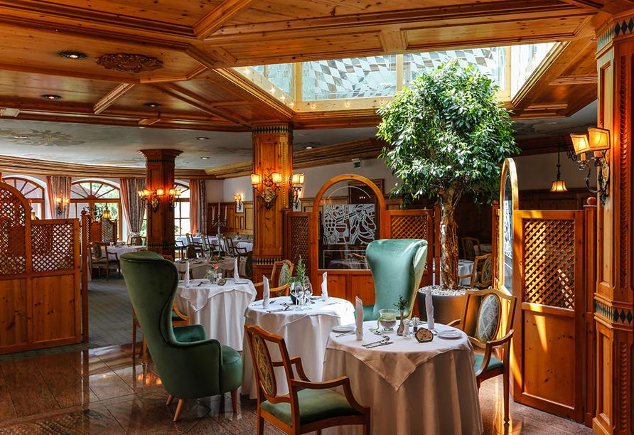 Wellness & Sporthotel Bayerischer Hof in Rimbach, Restaurant