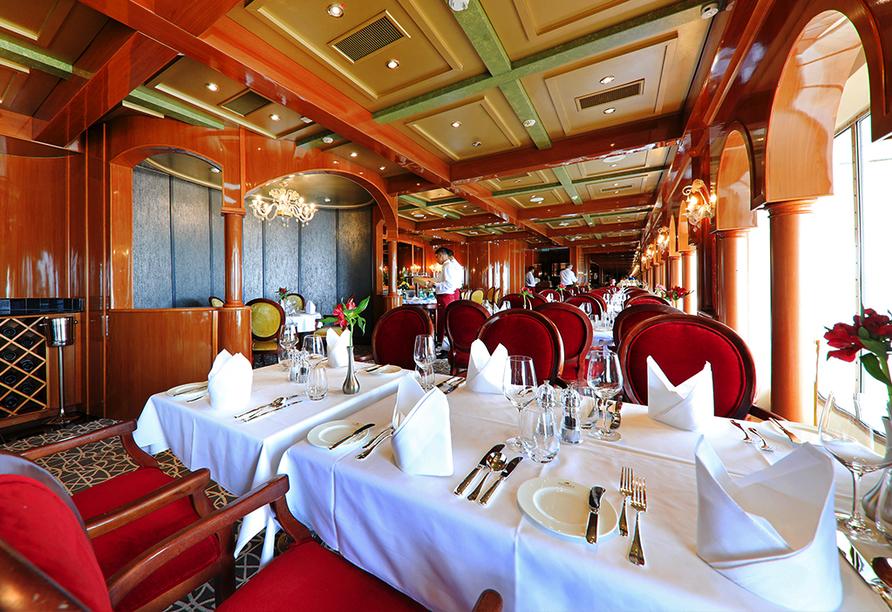 MS Amera, Pichler´s Restaurant