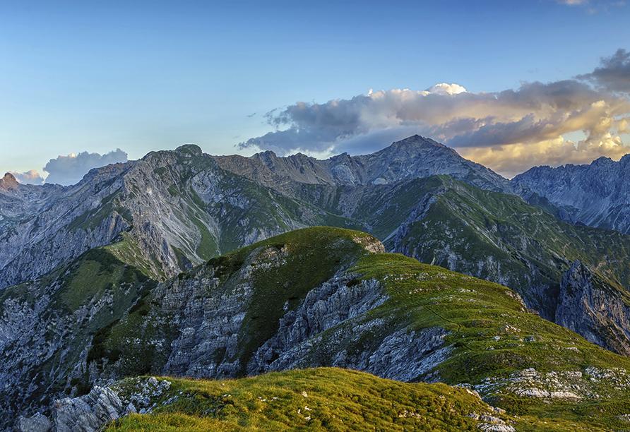 Hotel Auderer in Imst in Tirol, Landschaft