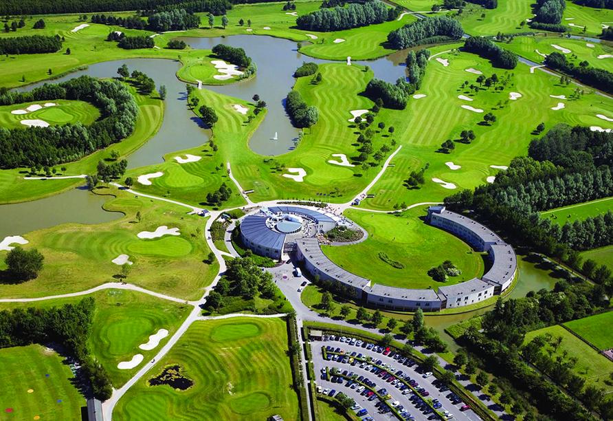 Sterntour rund um Purmerend, Hampshire Golfhotel - Waterland