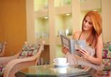 Hotel LTI Bellevue Park Sousse, Spabereich