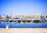 Hotel LTI Bellevue Park Sousse, Hafen von Port El-Kantaoui