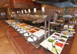 Hotel LTI Bellevue Park Sousse, Buffet