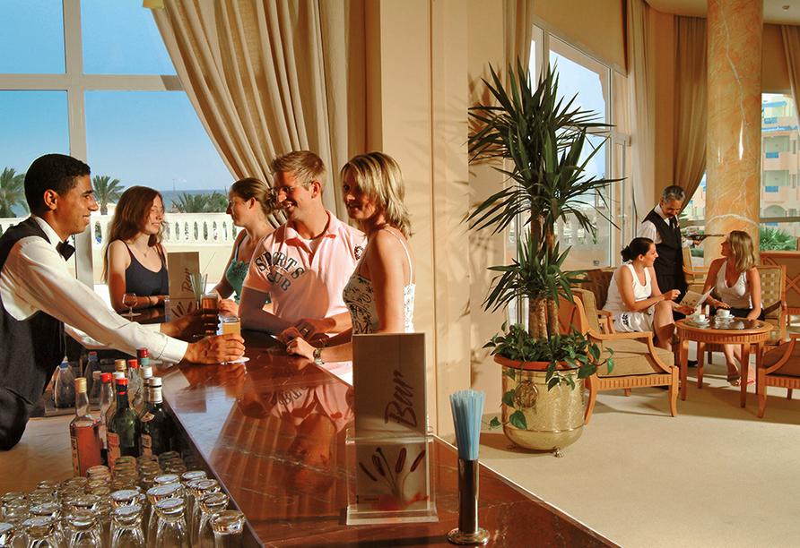 Hotel LTI Bellevue Park Sousse, Bar