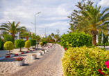 Hotel LTI Bellevue Park Sousse, Weg zum Yachthafen in Port El-Kantaoui