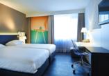 Postillion Hotel Dordrecht, Zimmerbeispiel