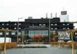 Postillion Hotel Dordrecht, Außenansicht