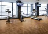 Postillion Hotel Dordrecht, Fitnessraum