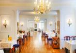 Hotel Friedrich Franz Palais, Restaurant