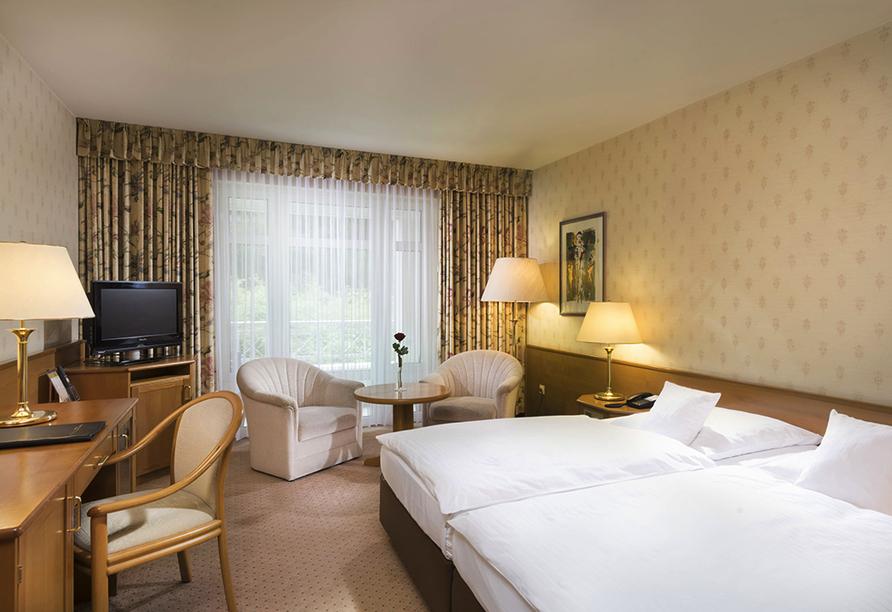 Maritim Hotel Bad Wildungen, Zimmerbeispiel