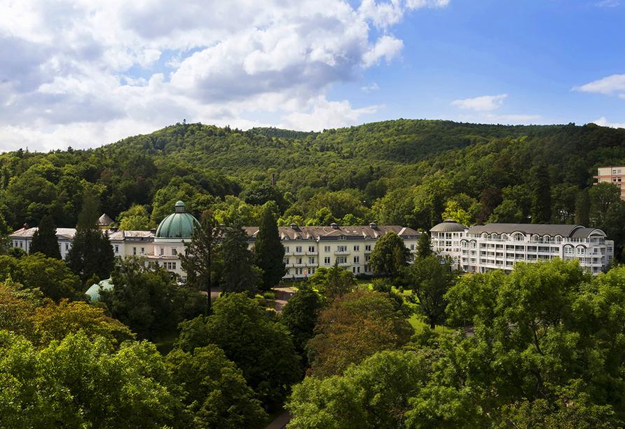 Maritim Hotel Bad Wildungen, Außenansicht