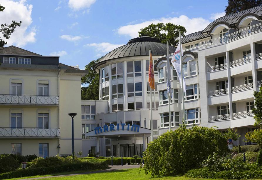 Maritim Hotel Bad Wildungen, Eingangsbereich