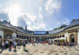 Maritim Hotel Bad Wildungen, Wandelhalle