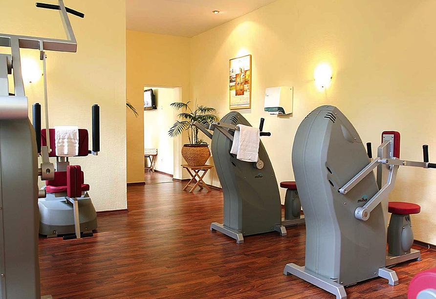 Maritim Hotel Bad Wildungen, Fitnessraum