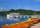 Rundreise Bodensee, Titisee, Elsass, Titisee