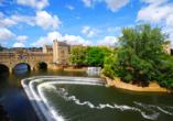 Die Höhepunkte Südenglands, Bath