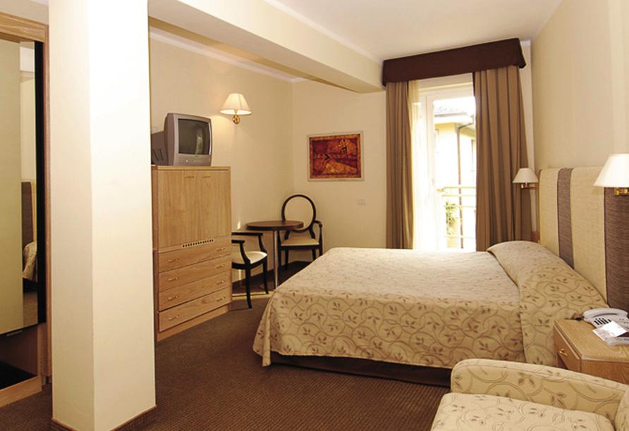 Parc Hotel Cristina in Limone sul Garda, Zimmerbeispiel Superior