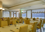 Parc Hotel Cristina in Limone sul Garda, Restaurant