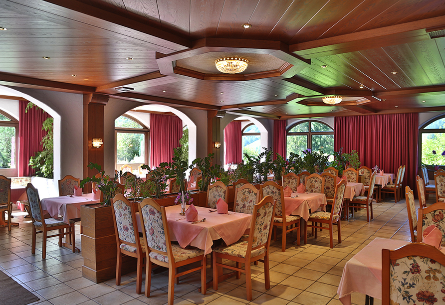 Hotel Hintermoos, Maria Alm, Restaurant