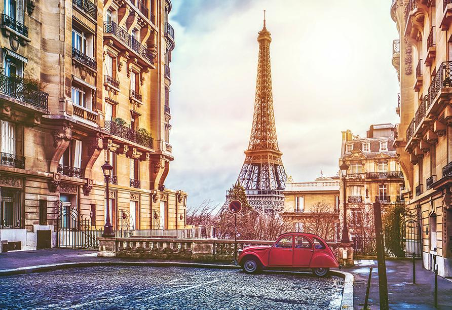 Rundreise Normandie & Bretagne, Paris