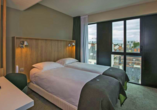 Rundreise Normandie & Bretagne, Hotel Campanile Rennes Centre