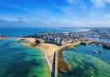 Rundreise Normandie & Bretagne, Saint Malo