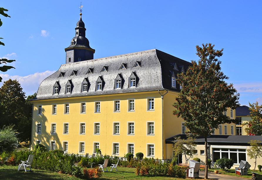 CAREA Schlosshotel Domäne Walberberg, Außenansicht