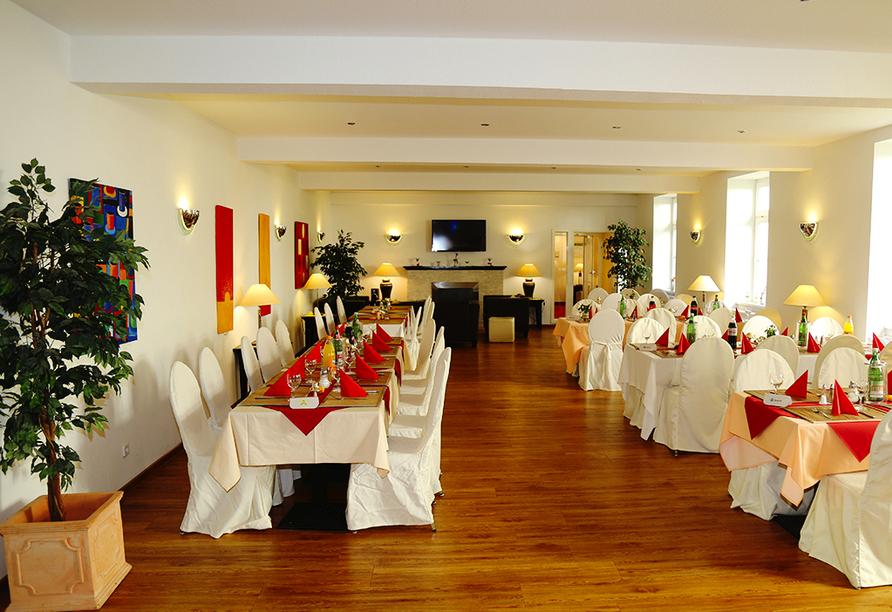 CAREA Schlosshotel Domäne Walberberg, Restaurant