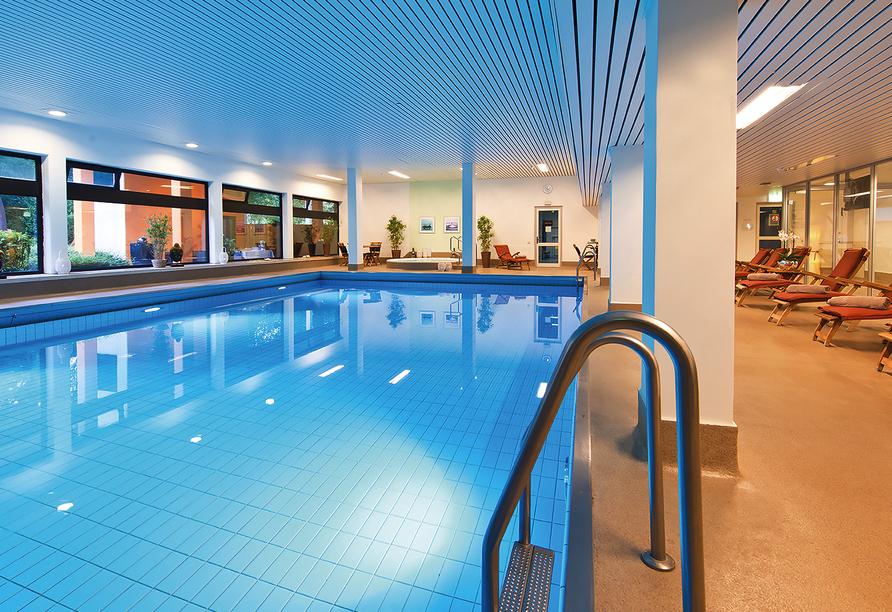 Leonardo Royal Hotel Baden-Baden, Hallenbad