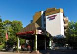 Leonardo Royal Hotel Baden-Baden, Außenansicht