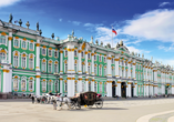 MS Andrey Rublev, Winterpalast in St. Petersburg