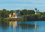 MS Andrey Rublev, Kreml in Uglitsch
