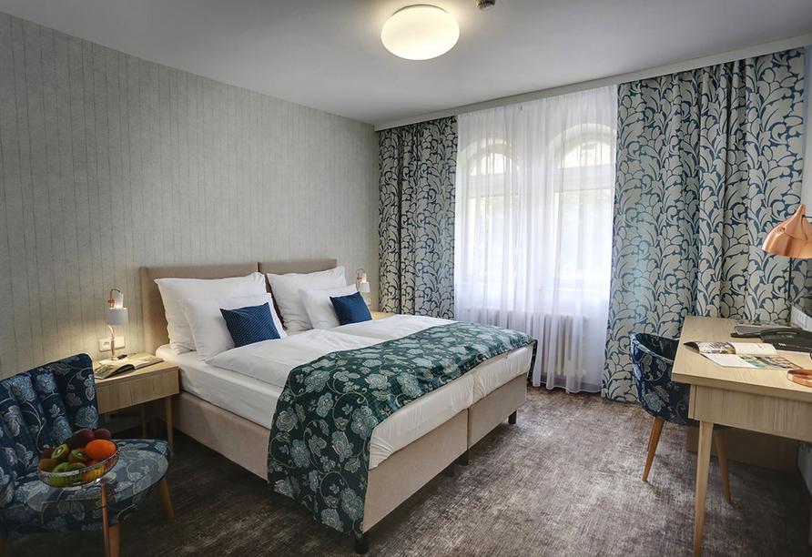 Astoria Hotel & Medical Spa, Karlsbad, Tschechien, Zimmerbeispiel Astoria im Haupthaus