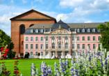Rundreise Mosel & Rhein, Kurfürstliches Palais