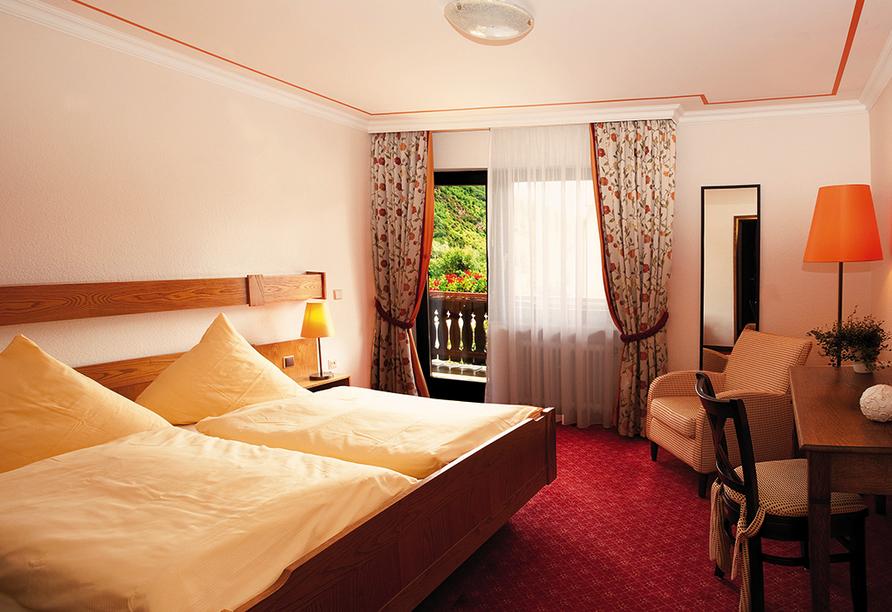 RUndreise Mosel & Rhein, Moselhotel Traube Löf