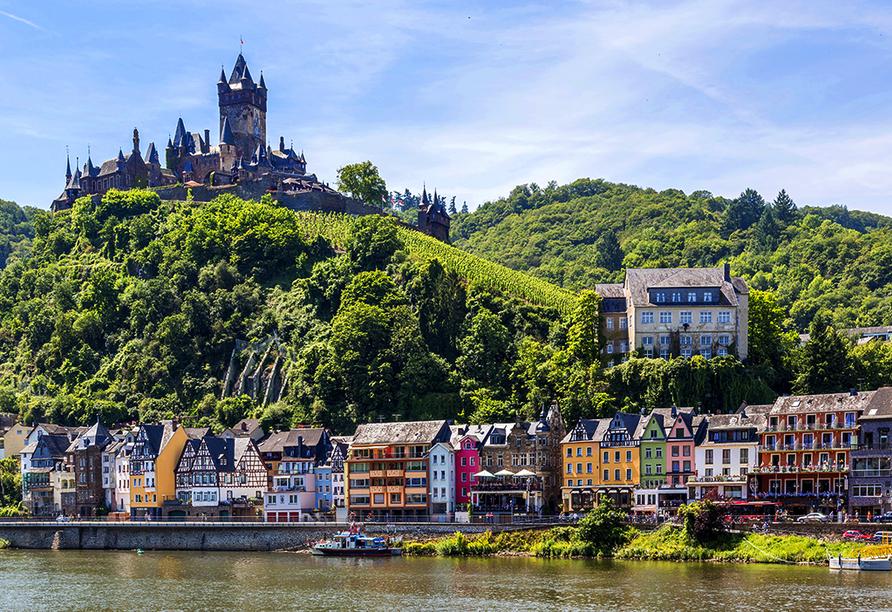 Rundreise Mosel & Rhein, Cochem