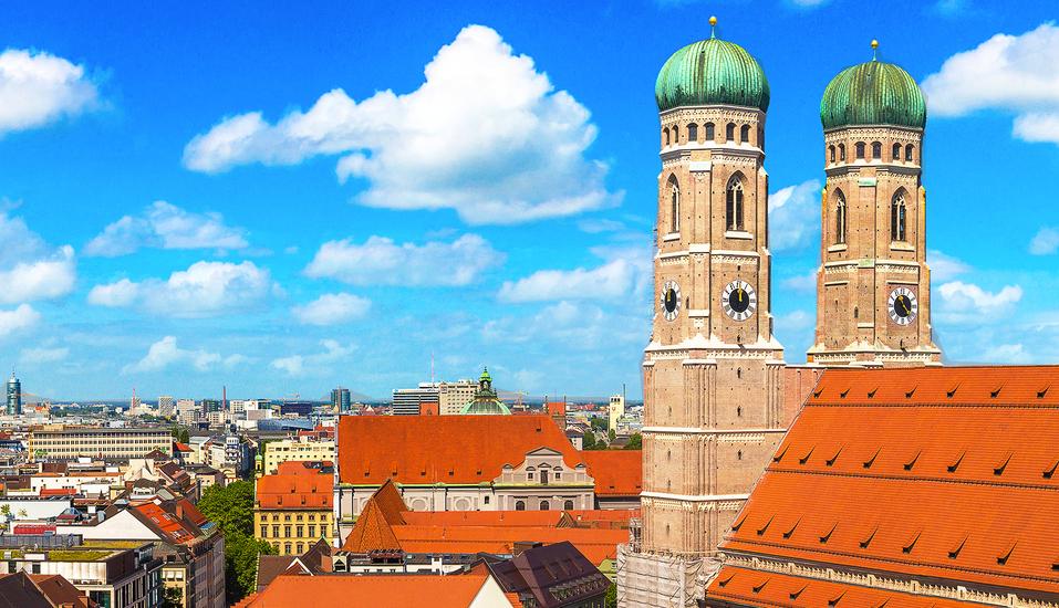 Star G Hotel München Schwabing in Bayern, Frauenkirche