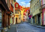 MSC Poesia, Altstadt von Tallinn