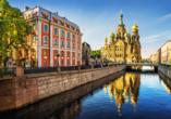 MSC Poesia, St. Petersburg Blutskirche