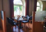 Wilhelms Haven Hotel in Wilhelmshaven, Restaurant